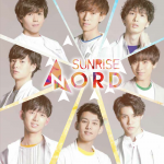 Single「SUNRISE」/NORD