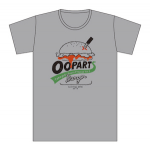 OOPARTS「リ・リ・リストラ」Tシャツ