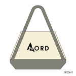 NORD トートバッグ